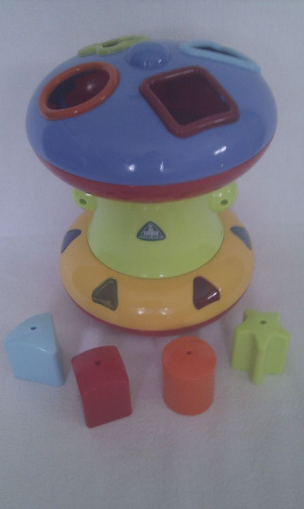 Adorable Vtech My 1st Early Learning Centre Baby Light Up